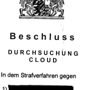 Cloud-Durchsuchung
